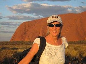 Glen at Uluru
