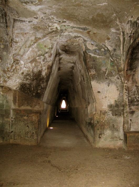 Sybyl's Cave, Italy
