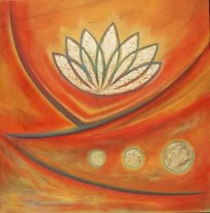 Floating Lotus III