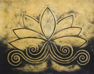 Lotus III_monotype_42 x 53