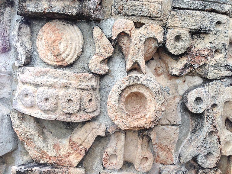 Uxmal artifacts sm