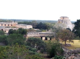 Uxmal overview