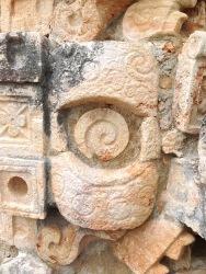 Uxmal spiral