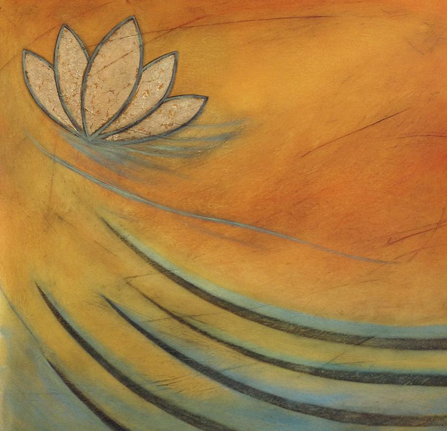 Floating Lotus I