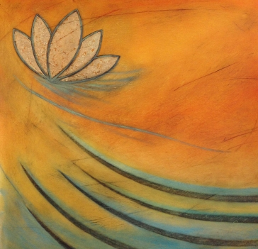 Floating Lotus I