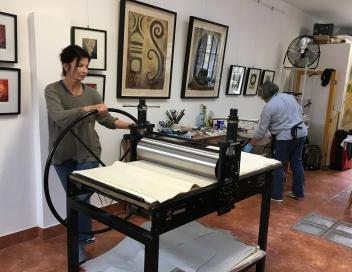 Celeste printing